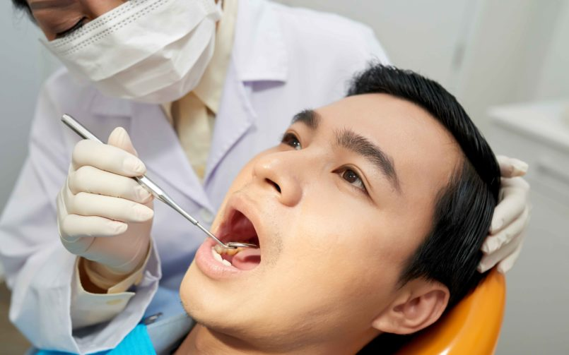 Dental Sealant Procedure in Minneapolis